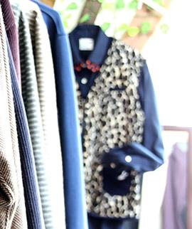セミオーダーで世界に一着だけのコレクション